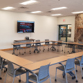Library Meeting Room <br> Stylus AV Technologies, Bluffton, Indiana, IN<br> Fort Wayne,IN Ossian,IN Decatur,IN Hartford City,IN Berne,IN