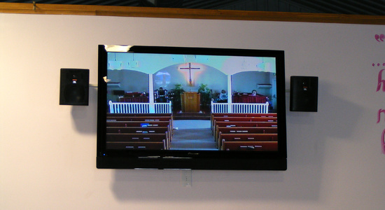 Church Video Solutions <br> Stylus AV Technologies, Bluffton, Indiana