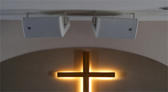 Church Audio Visual Integration <br>Stylus Technologies, Bluffton, Indiana