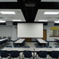 Northern Wells High School: Cafeteria Projector with Motorized Screen<br> Stylus Technologies, Bluffton, Indiana